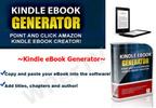 Thumbnail Amazon Kindle Ebook Creator - Easy to use Kindle Ebook Gener