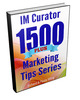 Thumbnail IMC 1500 Plus Marketing Tips MRR Plus Bonuses