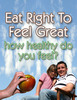 Thumbnail *NEW*  Eat Right To Feel Great  With MRR