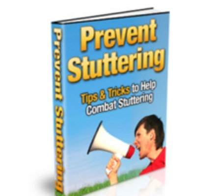 Pay for *NEW* Prevent Stuttering  With MRR