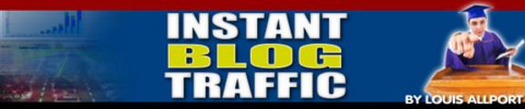 Thumbnail New Instant Blog Traffic ! Make Money with Blog