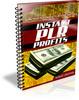 Thumbnail Instant PLR Profits