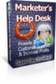 Thumbnail Marketers Help Desk Script