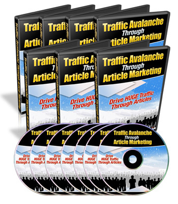 Pay for Traffic Avalanche Through Article Marketing