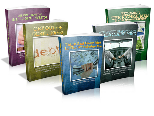 Pay for The Financial Freedom Series (MRR)