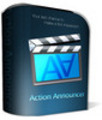 Thumbnail Action Announcer Script Comes With PLR.