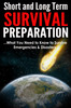 Thumbnail Short and Long Term Survival Preparation