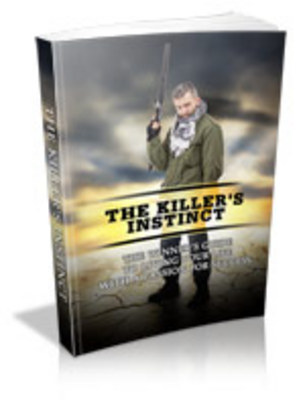 Pay for Develop The Killers Instinct Mind Benefitting Your Success.