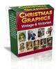 Thumbnail 123 Vintage & Victorian Christmas Graphics