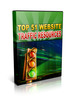Thumbnail Top 51 Website Traffic Resources