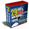 Thumbnail 29 Easy and Instant Web Design Tricks (MRR)
