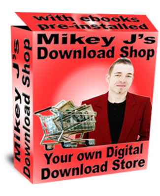 Pay for Paypal Download Shop with MRR