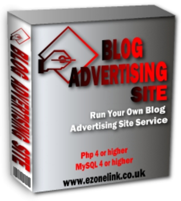 Pay for Blog Advertising Site with MRR
