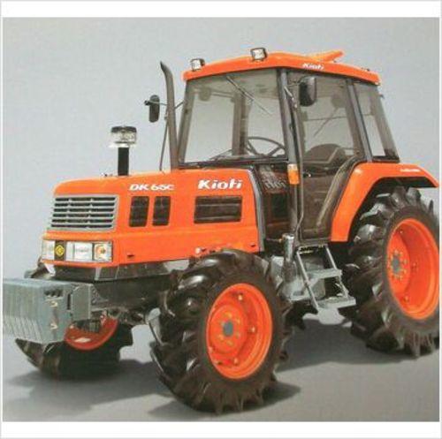 Kioti Tractor Service manuals