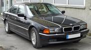 Thumbnail BMW 7 SERIES E38 FACTORY MANUAL 1999-2005