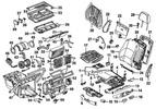 Thumbnail MERCEDES ML320 ML350 ML500 ML550 2006-2010 PARTS MANUAL