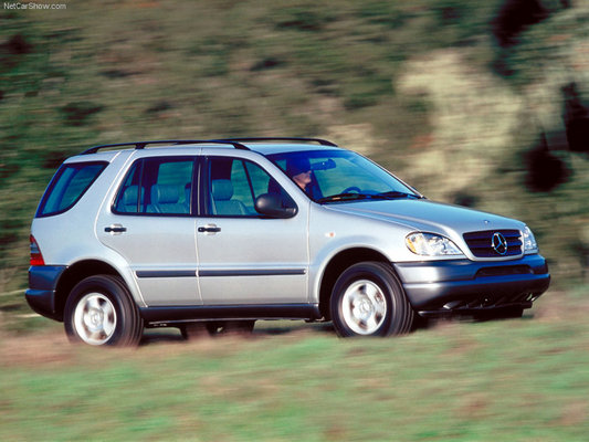 Pay for MERCEDES ML320 SERVICE REPAIR MANUAL 1998-2005