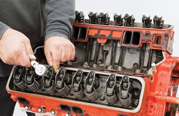Pay for CHEVY V8 ENGINE REBUILD REPAIR MANUAL