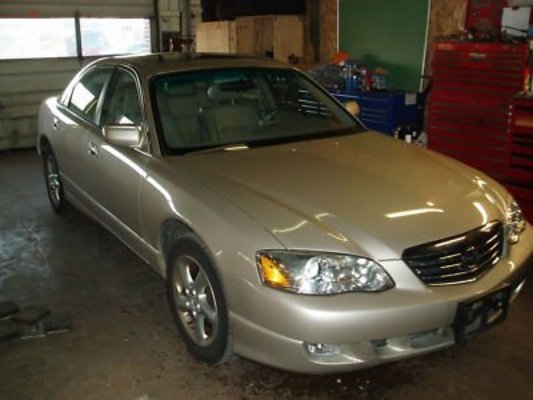 Mazda Millenia For Sale on Mazda Millenia Repair Manual