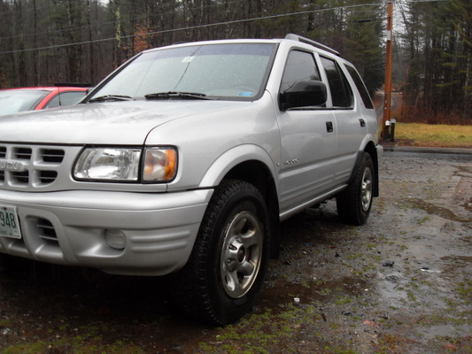 Pay for ISUZU RODEO SERVICE REPAIR MANUAL 1998-2004
