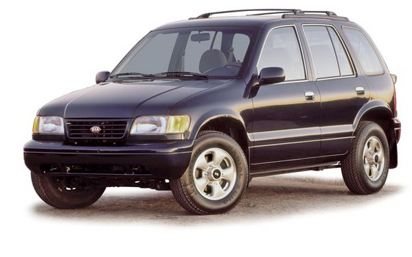 1993-2004 Kia Sportage Service Repair Manual