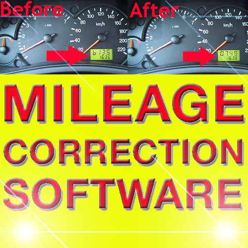 ® - Professional device to odometer correction