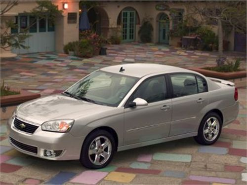 Chevy malibu owners manual free download