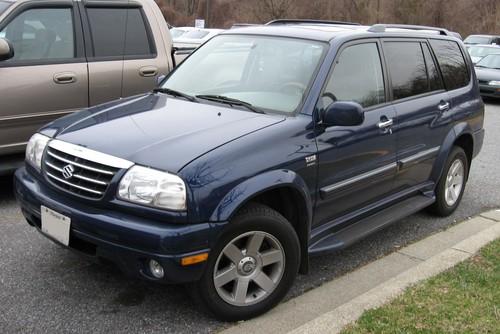 Suzuki Xl7 2001-2006 Service Repair Manual