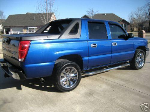 2004 chevy avalanche repair manual