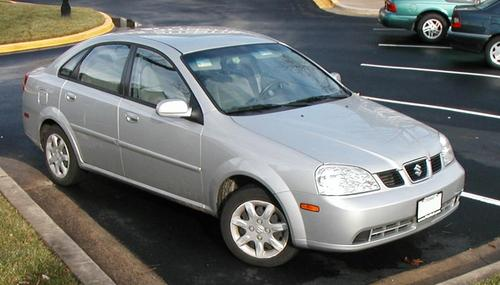 Suzuki Forenza 2004-08 Service Repair Manual
