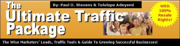 Website Auto Traffic Generator Ultimate >> Ultimate Traffic Generator - Download Website Promotion