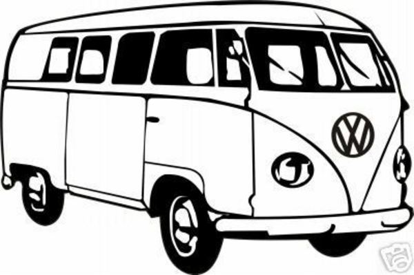 1960 vw beetle coloring pages