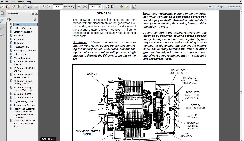 Onan Emerald 1 Genset Manual Pdf 4 5 Bgd Generator Wiring Diagram Repair Pictures To Pin On Pinterest Pinsdaddy 4000 Remote Start Schematic