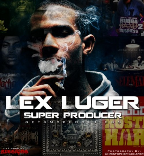 Pay for 2011 *NEW*Lex Luger Drum Kit