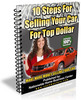 Thumbnail 10 Steps For Selling Your Car For Top Dollar