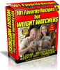 Thumbnail 101 Favorite Recipes For Weight Watches