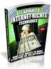 Thumbnail 15 Advanced Internet Riches Techniques