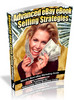 Thumbnail Advanced eBay eBook Selling Strategies