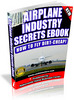 Thumbnail Airline Industry Secrets eBook
