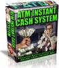 Thumbnail ATM Instant Cash System