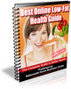 Thumbnail Best Online Low-Fat Health Guide