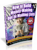 Thumbnail How To Build Money-Making Opt-In Mailing
