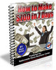 Thumbnail How To Make $700 In 7 Days