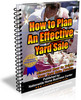 Thumbnail How To Plan An Effective Yard Sale