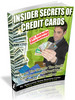 Thumbnail Insider Secrets Of Credit Cards