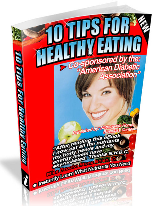 eating well recipe book pdf