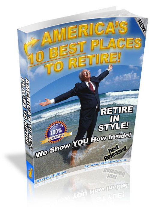 Americas 10 best places to retire pligg for Americas best storage