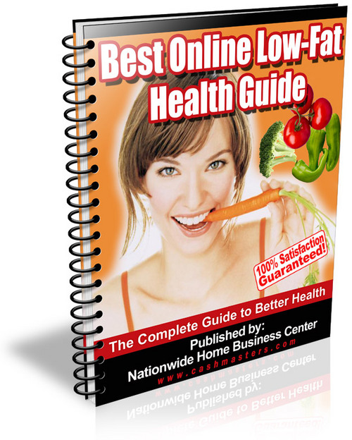 Pay for Best Online Low-Fat Health Guide