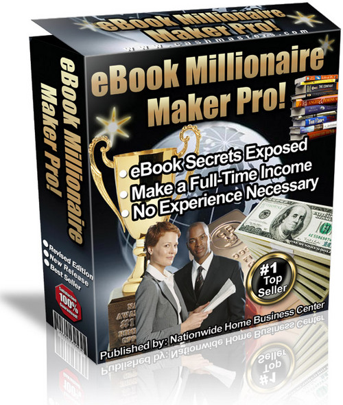 Pay for eBook Millionaire Maker Pro