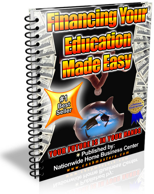 Pay for Financing Your Education Made Easy
